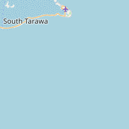 Map of Tarawa