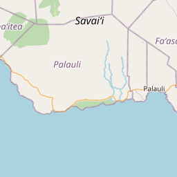 Map of Faleatiu