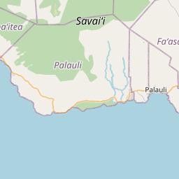 Map of Gataivai
