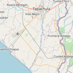 Map of Coatepeque