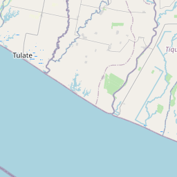 Map of Retalhuleu