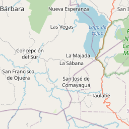 Map of Potrerillos