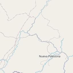 Map of Juticalpa