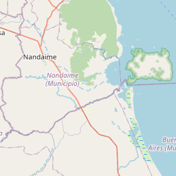 Map of Managua