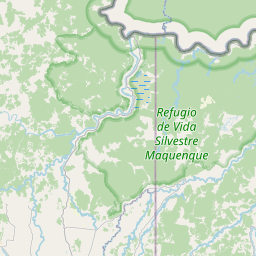 Map of Quesada
