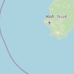 Map of Alofi