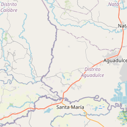 Map of Aguadulce