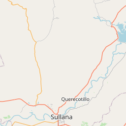 Map of Sullana