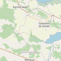 Map of Santa
