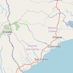 Map of El