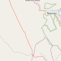 Map of Chulucanas