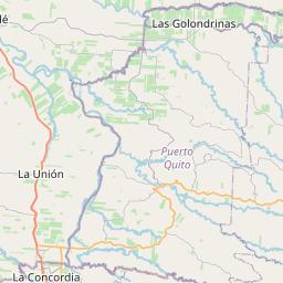 Map of Santo