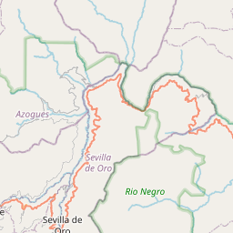 Map of Cuenca