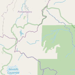 Map of Ibarra