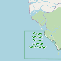 Map of Buenaventura
