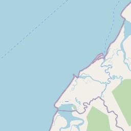 Map of Buenaventura