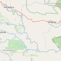Map of Puerto