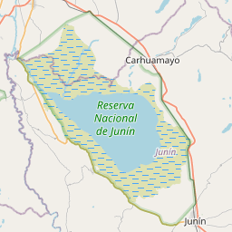 Map of Cerro