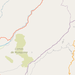 Map of Chincha