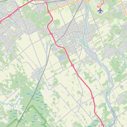 Map of Ottawa