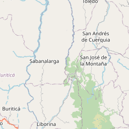 Map of Bello