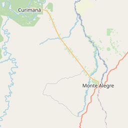Map of Pucallpa