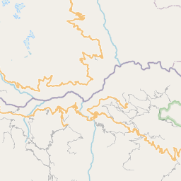 Map of Huancayo