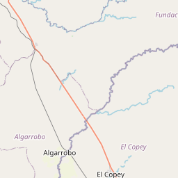Map of Valledupar