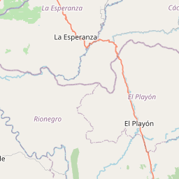 Map of Floridablanca