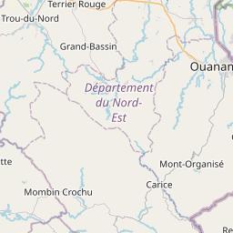 Map of Okap