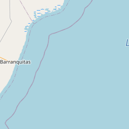 Map of Cabimas