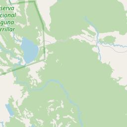 Map of Punta