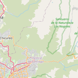 Map of Puente