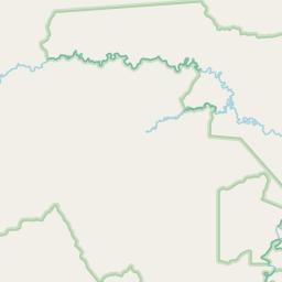 Map of Cobija