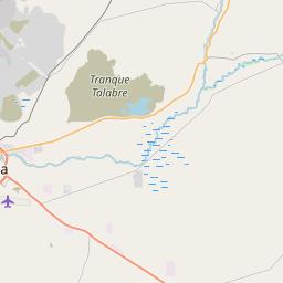 Map of Calama