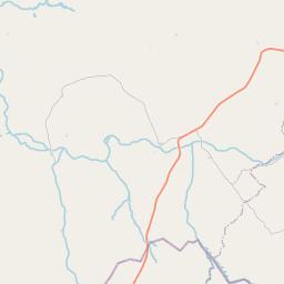 Map of Patacamaya