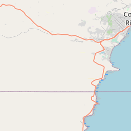 Map of Comodoro