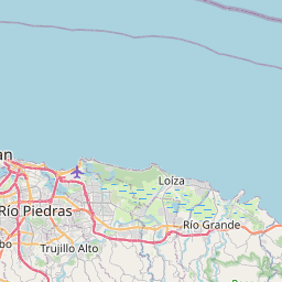 Map of Candelaria