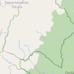 Map of San