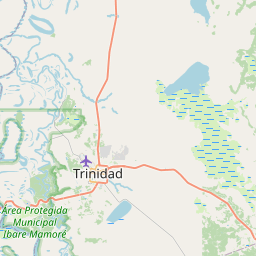 Map of Trinidad