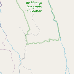 Map of Sucre