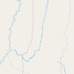Map of Villamontes