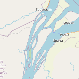 Map of Essequibo