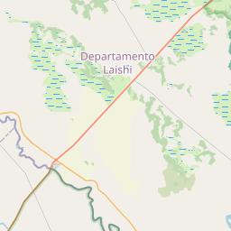 Map of Pilar