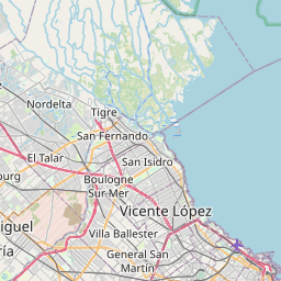 Map of Quilmes