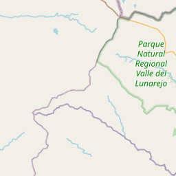 Map of Rivera