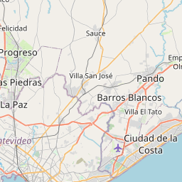Map of Progreso