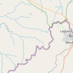 Map of Rivera