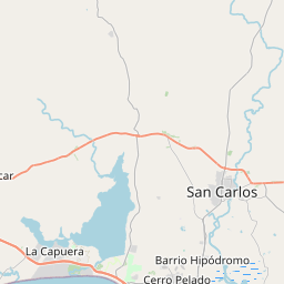 Map of Maldonado
