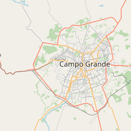 Map of Campo